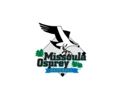Missoula Osprey logo with color